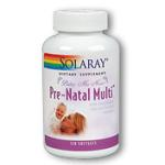 SOLARAY - Baby Me Now™ Prenatal Multi™ - 120ソフトジェル【別送料】