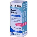BioAllers - Allergy Treatment, Grass Pollen - 1 fl oz (30 ml) アレジートリートメント グラスポーレン