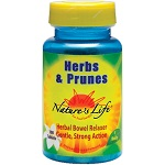 Nature's Life - Herbs & Prunes - 100錠 ハーブ&プルーン