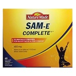 Nature Made® - SAM-e Complete® 400mg - 60 錠