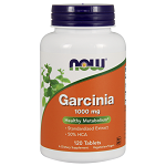 Now Foods  - Garcinia 1,000 mg - 120 錠 ガルシニア 【別送料】