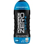 POWERADE ZERO™ DROPS Mountain Berry Blast Flavor - 3 fl oz(88.7ml) パワーエイドゼロ