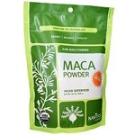 Navitas Naturals - Organic Maca Powder, Raw Maca Powder - 16 oz (454 g) 【別送料】生(rawタイプ)マカ・パウダー