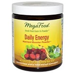 MegaFood - Daily Energy Nutrient Booster Powder - 1.86 oz (52.5 g) (30回分) デイリーエネルギーブーストパウダー