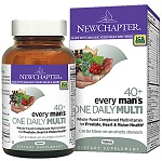 New Chapter - 40+ Everyman®'s One Daily Multivitamin - 96錠 (96日分) 40歳以上の男性用オーガニック総合栄養剤 【別送料】
