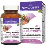 New Chapter - 40+ Every Woman's® One Daily Multivitamin - 96錠 (96日分) 40歳以上の女性用オーガニック総合栄養剤 【別送料】