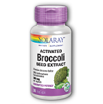 SOLARAY - Activated Broccoli Seed Extract 350 mg - 30カプセル