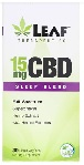 【眠り・睡眠】Solaray CBD 15 Mg Sleep Blend 30 Liquid Veg Capsules